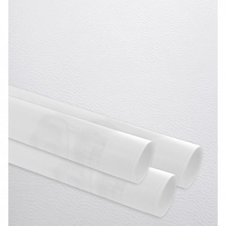 Bobine papier Gaufre finesse 35x100m Blanc 80