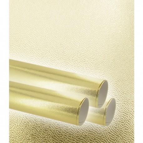Bobine papier Gaufre Finesse 70x50m 60 gr Or