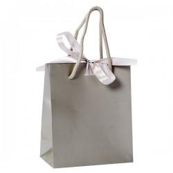 sacs papier moyen modèle ruban satin takoff 836