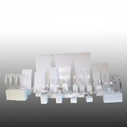 Kit M Blanc 17 pces Color' line