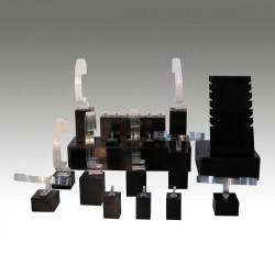 Kit S Noir 11 pces  Color' line