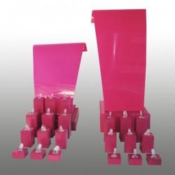 Kit S Fushia 12 pces Color' line
