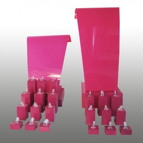 Kit S Fushia 12 pces Color' line