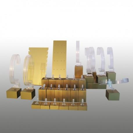 Kit S Doré  13 pces Color'Line