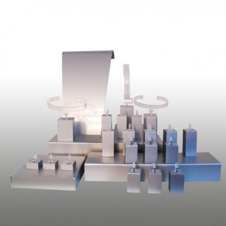 Kit S Argent 13 pces Color'Line