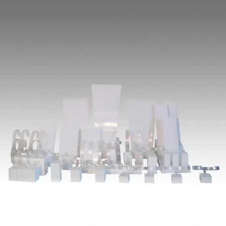 Kit XL Blanc 24 pces Color' line