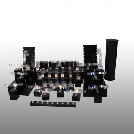 Kit XL Noir  29 pces  Color' line