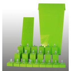 Présentoir kit XS, multifonctions, anis, plexiglass