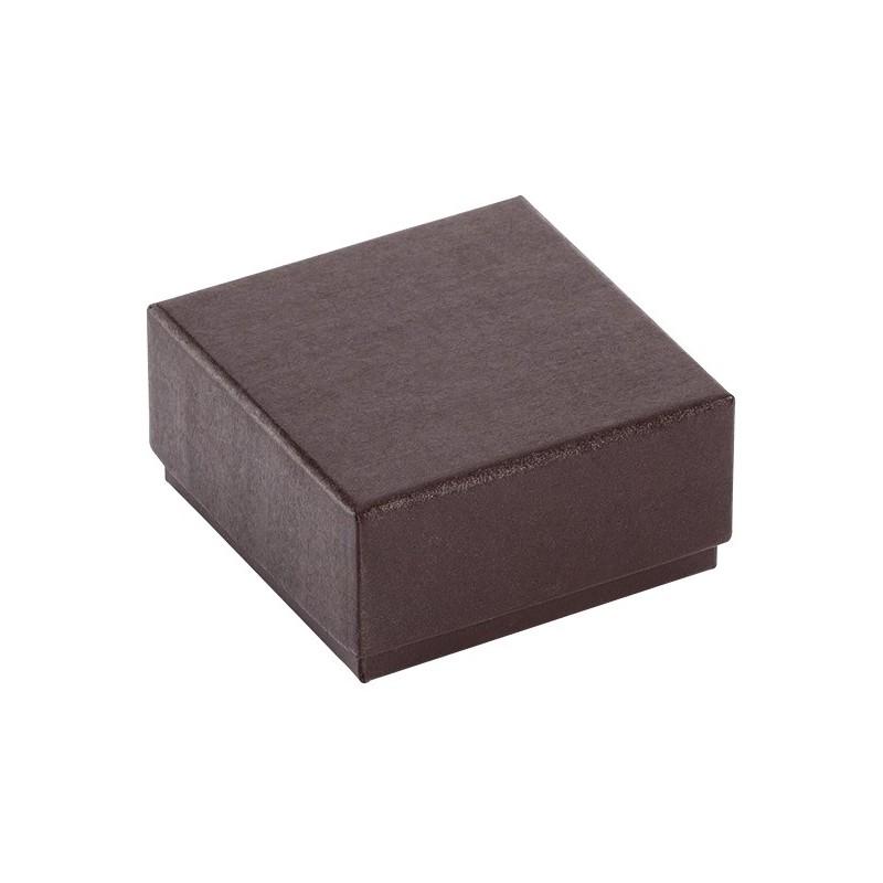 Acheter ecrin boucles d 39 oreilles carr en carton edora - Acheter carton colis ...