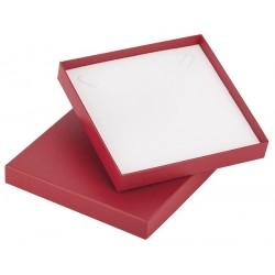 Ecrin à collier carré, en carton, Edora 18
