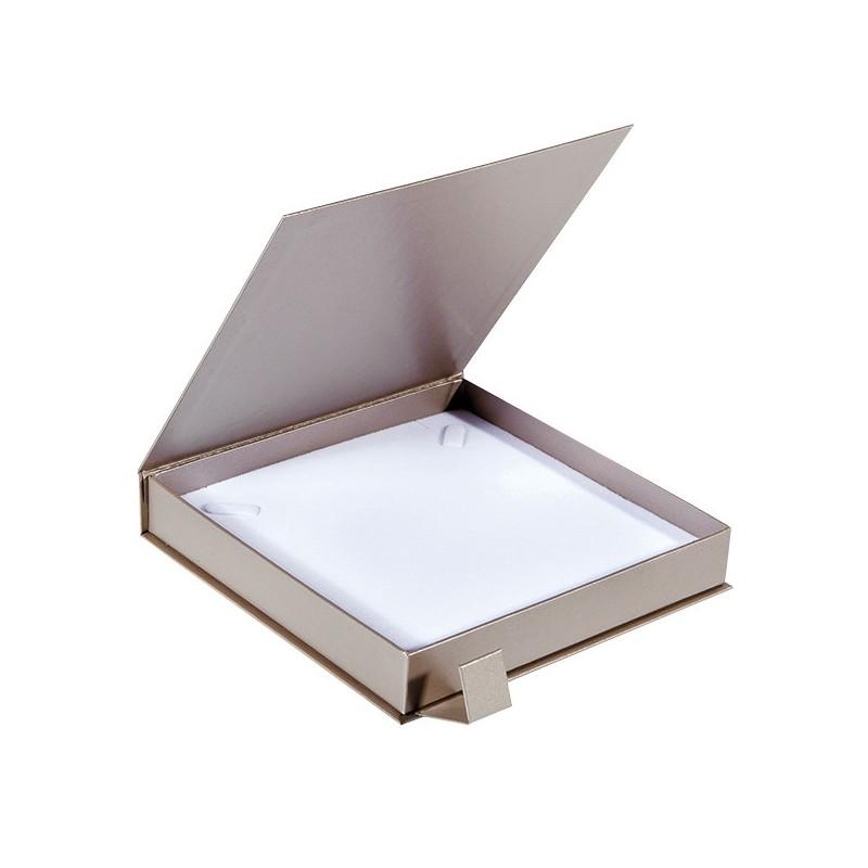 Acheter ecrin collier carr en carton qamea 39 - Acheter carton colis ...