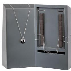 Buste, bois, mat, moyen modèle, calisto, H200mm