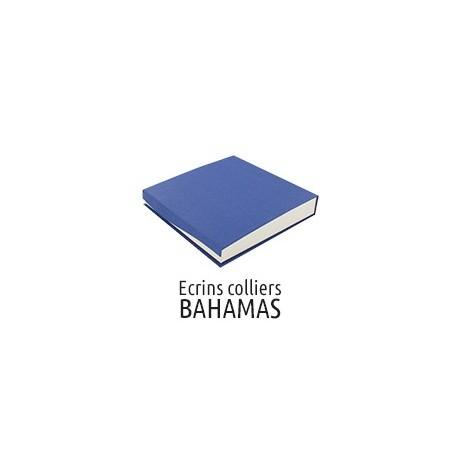 Ecrins colliers BAHAMAS