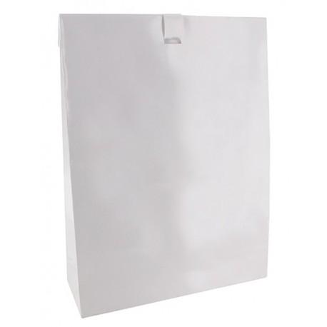 Pochette collier a/ruban 190x60x250 aspect br