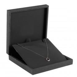 Necklace Luxury box, glittering effect, N°27
