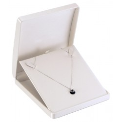 Necklace luxury box, satin elegance, N°63