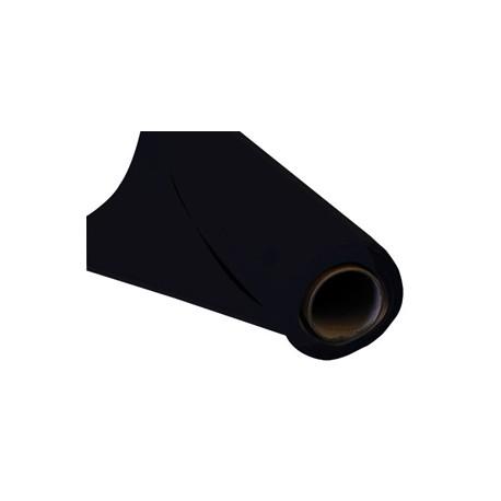 Tissu aspect cuir Noir laize 140 cm  le mètre