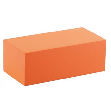 Socle rectangle p/buste 110xH30x50mm