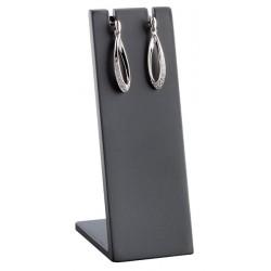 Set of 10 holders Earrings, wood, matt, calisto, H85mm