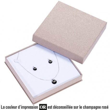 Collier carré  165x165x25 H