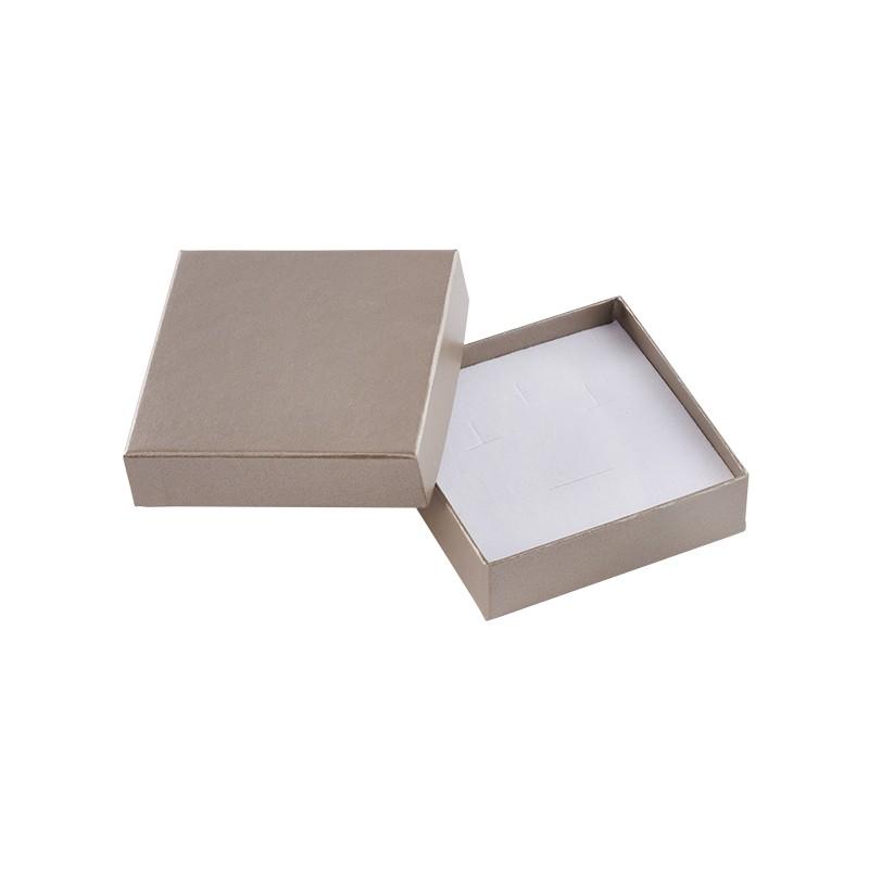 acheter ecrin pendentif cha ne carr en carton soha 32. Black Bedroom Furniture Sets. Home Design Ideas