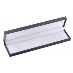 Ecrin à Bracelet long gris anthracite, Lida 46