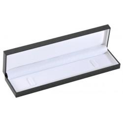 Ecrin à Bracelet long gris anthracite 220x55x