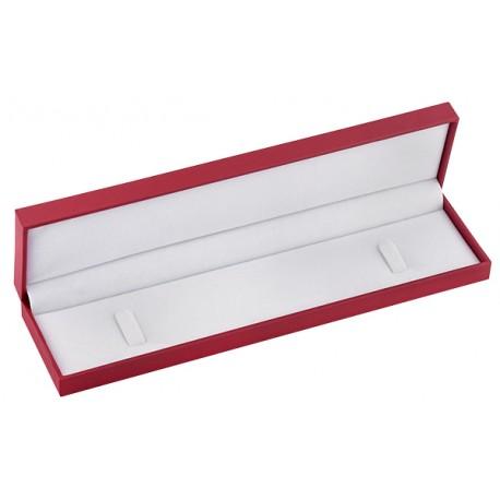 Ecrin à Bracelet long, Lida 46, rouge