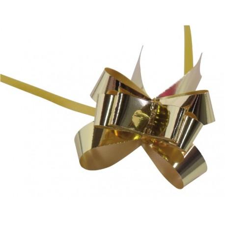 """25 noeuds miroir """"papillon"""" 12 mm"""