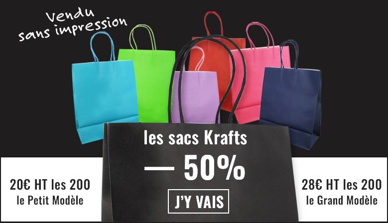 SACS KRAFT — 50%