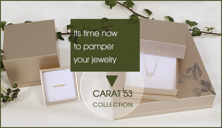 its time now to pamper your jewelry